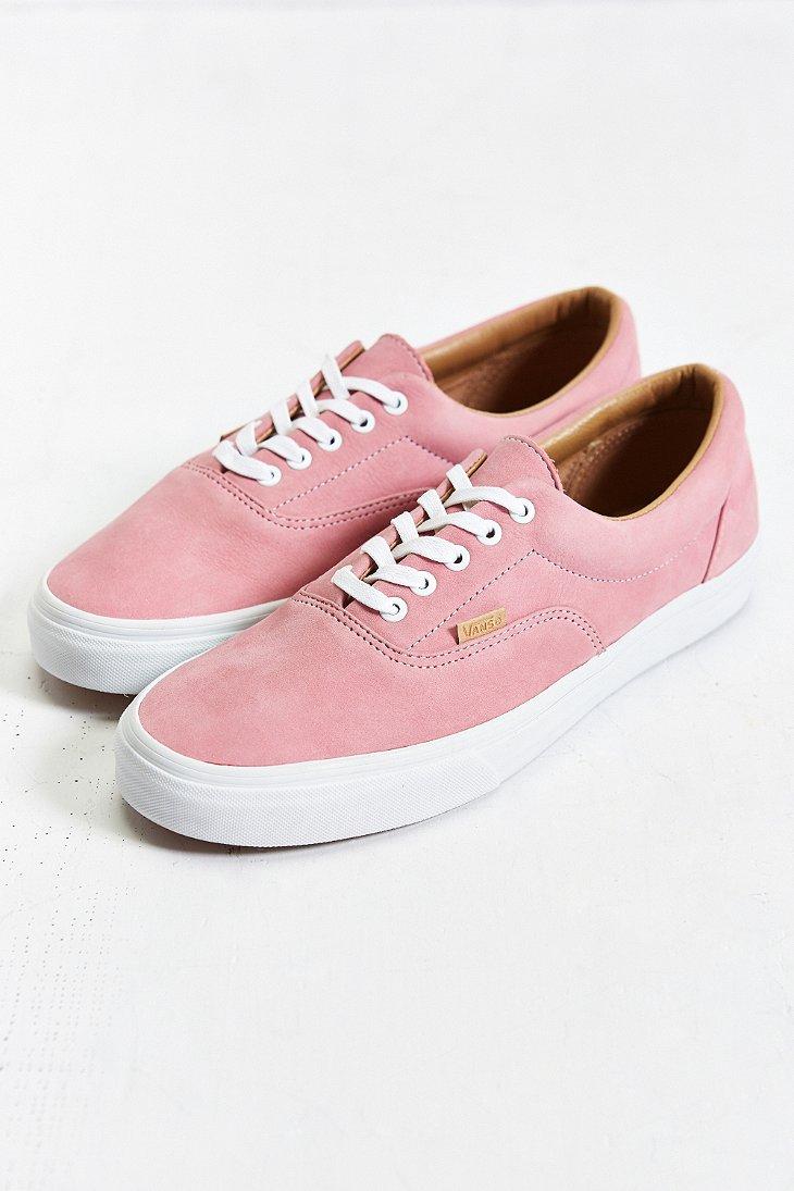 b52c82d66f Lyst - Vans Era California Pastel Nubuck Sneaker in Pink for Men