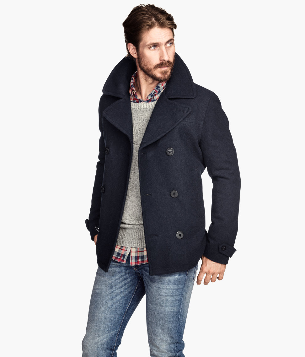 Shop eBay for great deals on Men's Peacoat Coats and Jackets. You'll find new or used products in Men's Peacoat Coats and Jackets on eBay. Free shipping on selected items.
