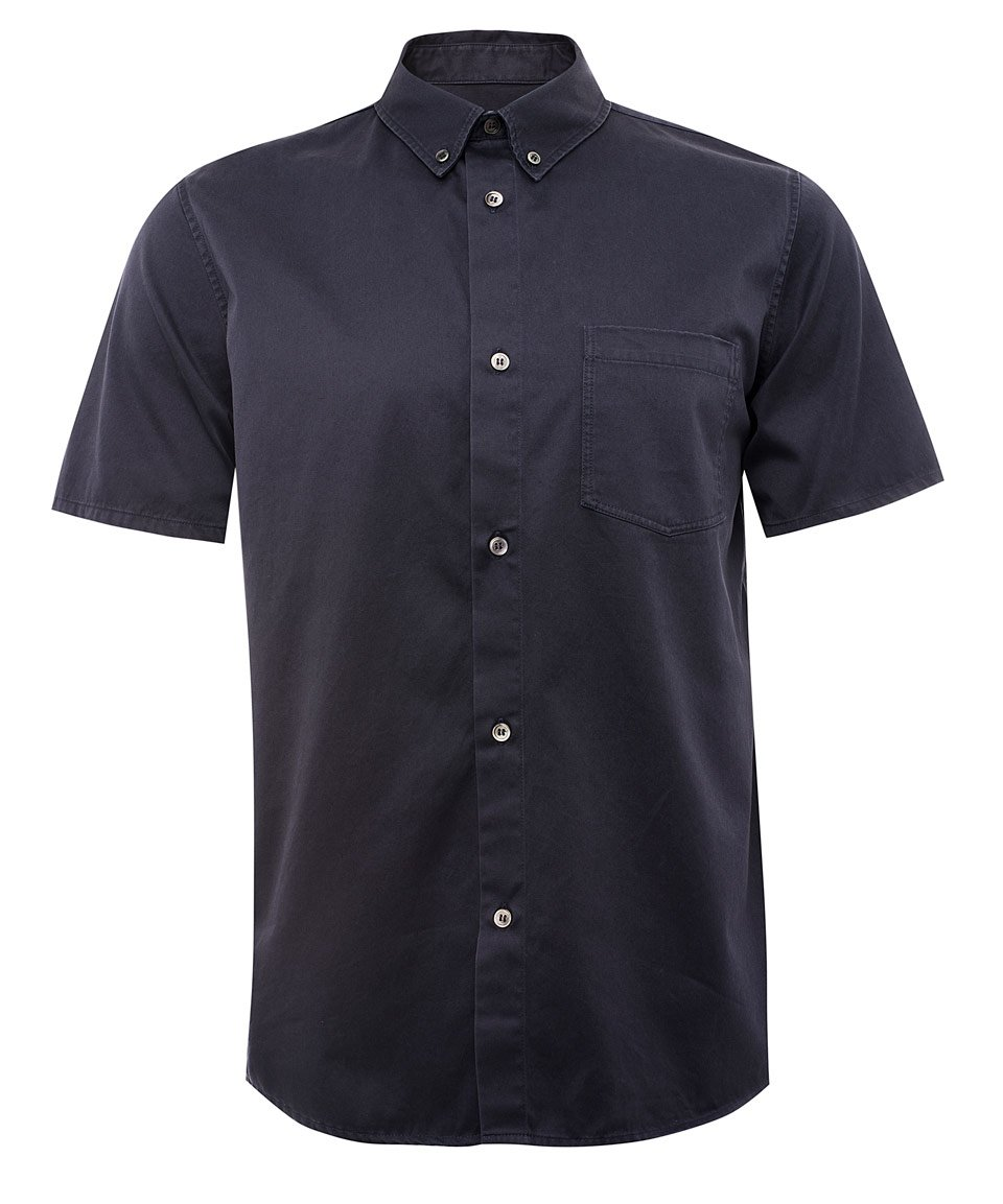 Find mens navy button down short sleeve shirts at ShopStyle. Shop the latest collection of mens navy button down short sleeve shirts from the most Blue Button Shirt Short Sleeve Blue Button Down Men's Shirts Buttoned Down Blue Button Down Men's Shirts Navy Shirt Collared Short Sleeve Blue Linen Short Sleeve Shirts Blue Woven Button Short.