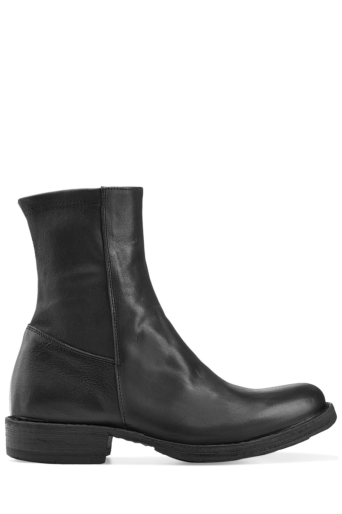 fiorentini baker eternity ebe leather ankle boots. Black Bedroom Furniture Sets. Home Design Ideas