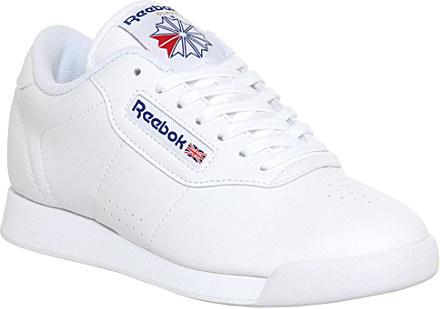 reebok classic princess - trainers - white