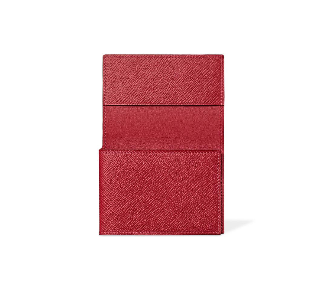 hermes Calvi casaque red
