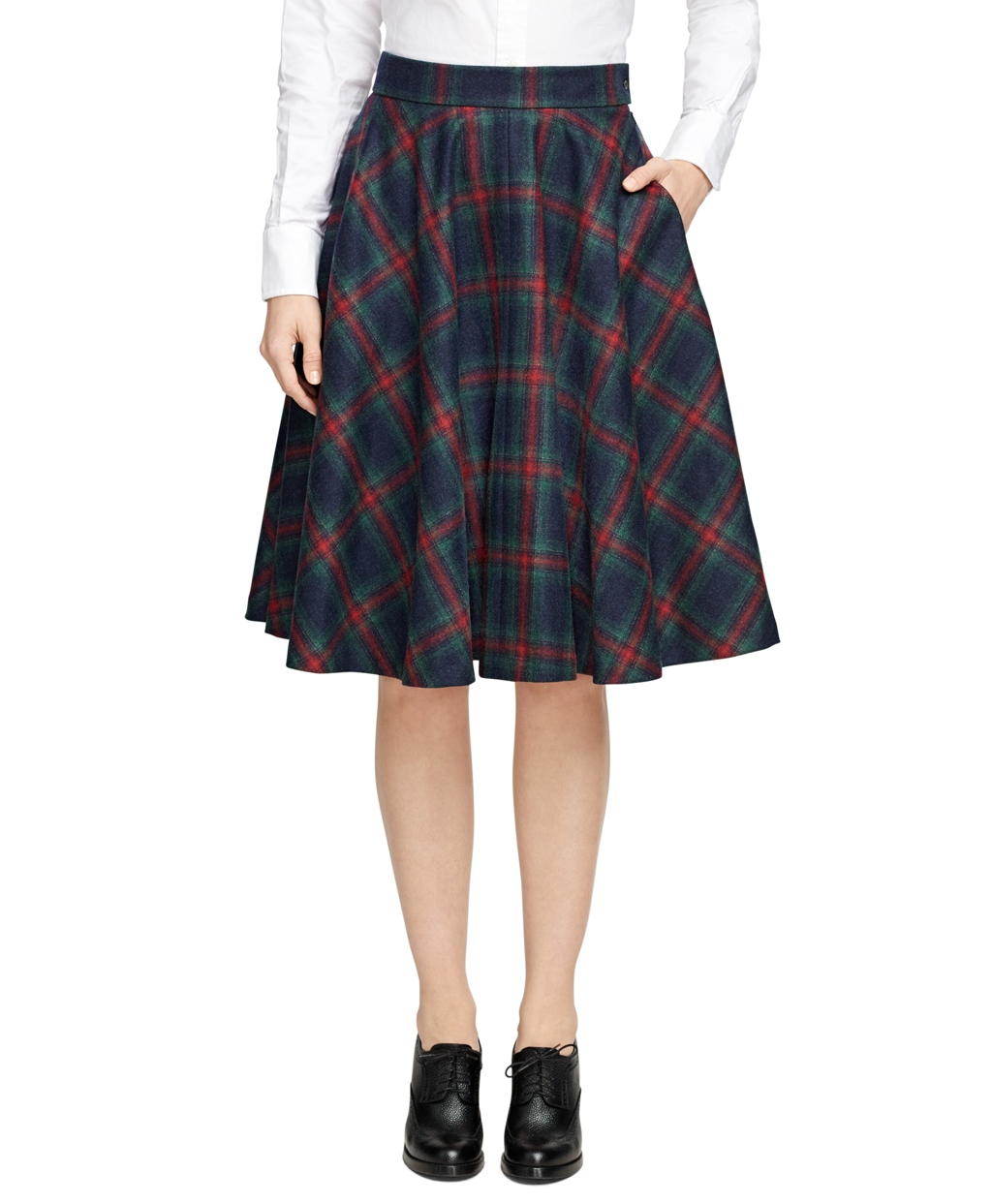 blue plaid skirt wallpaper