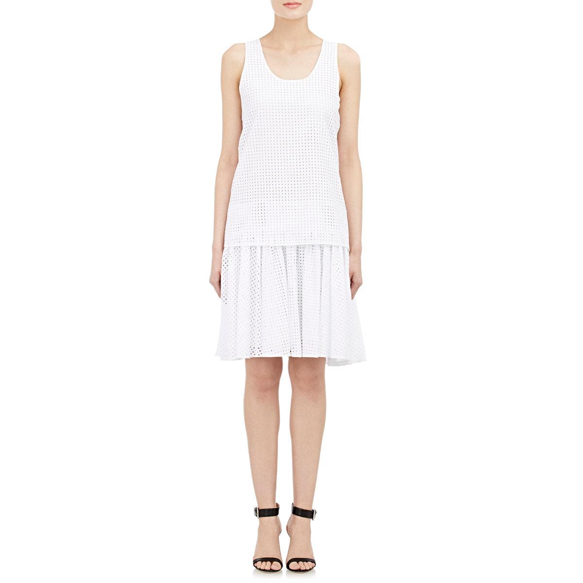 febaad8597 Lyst - Rag & Bone Lakewood Dress in White