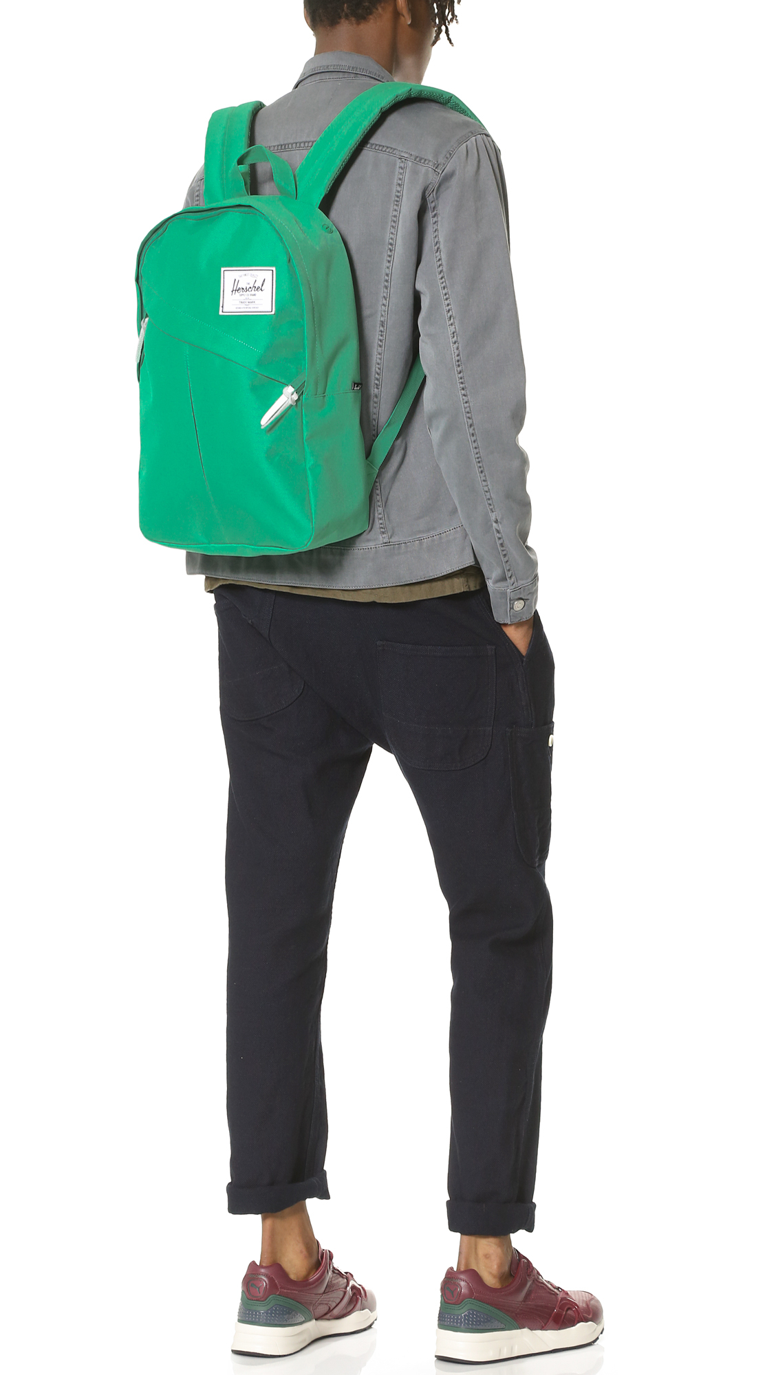 ff6e9d087b8 Lyst - Herschel Supply Co. Parker Backpack in Green for Men