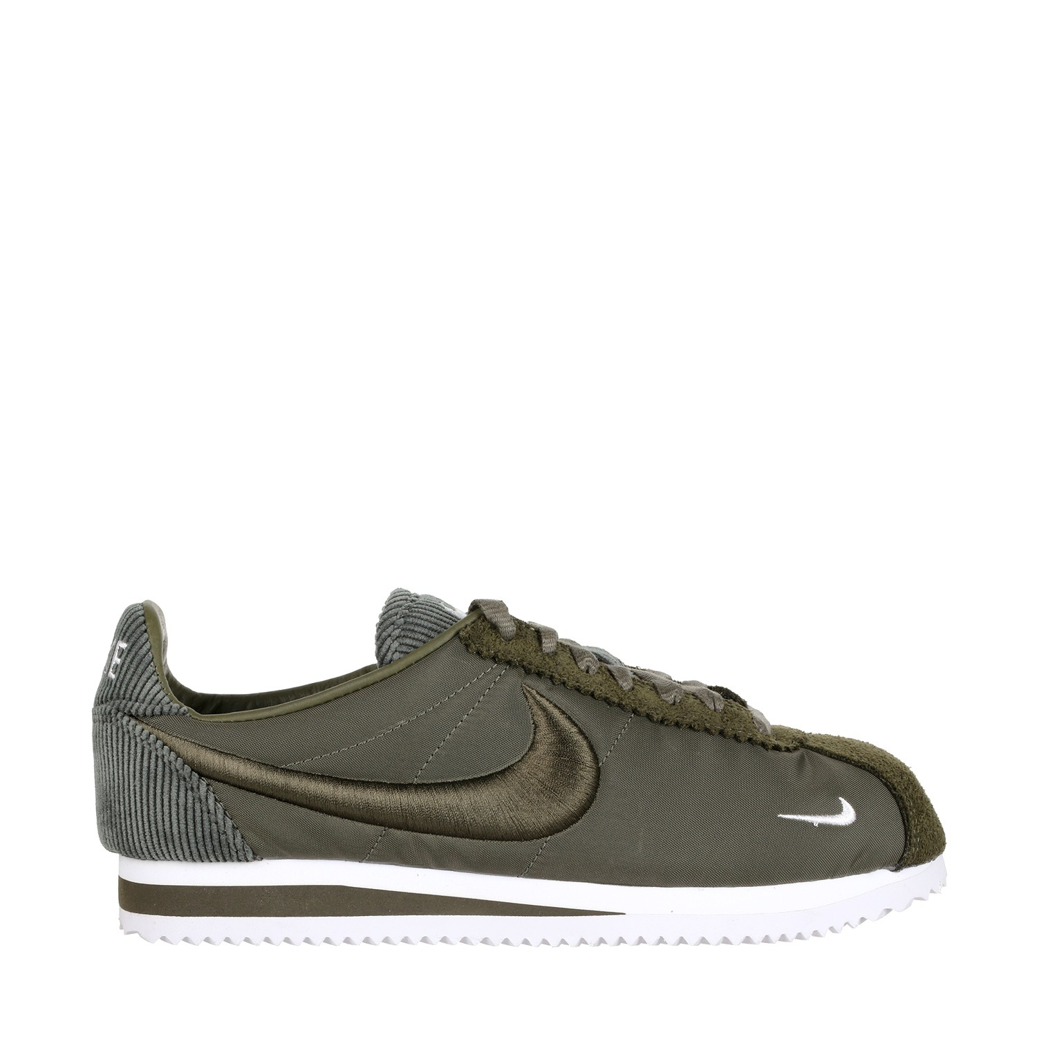 nike classic cortez sp cord in green for men lyst. Black Bedroom Furniture Sets. Home Design Ideas