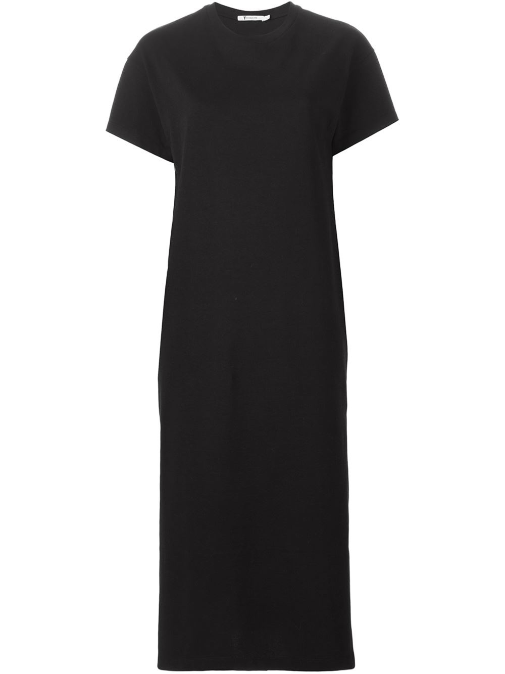 Black t shirt jersey dress - Gallery Previously Sold At Farfetch Women S T Shirt Dresses