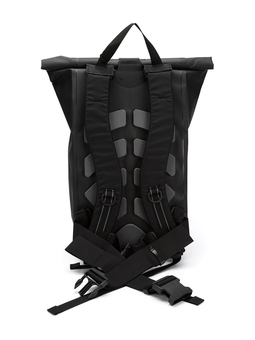4b3f8ab78534 Lyst - Boris Bidjan Saberi 11  m  Backpack in Brown for Men