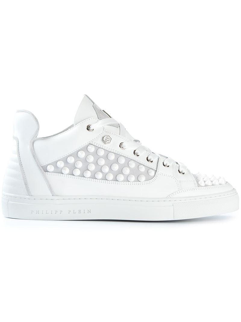 studded sneakers - White Philipp Plein UEVKs
