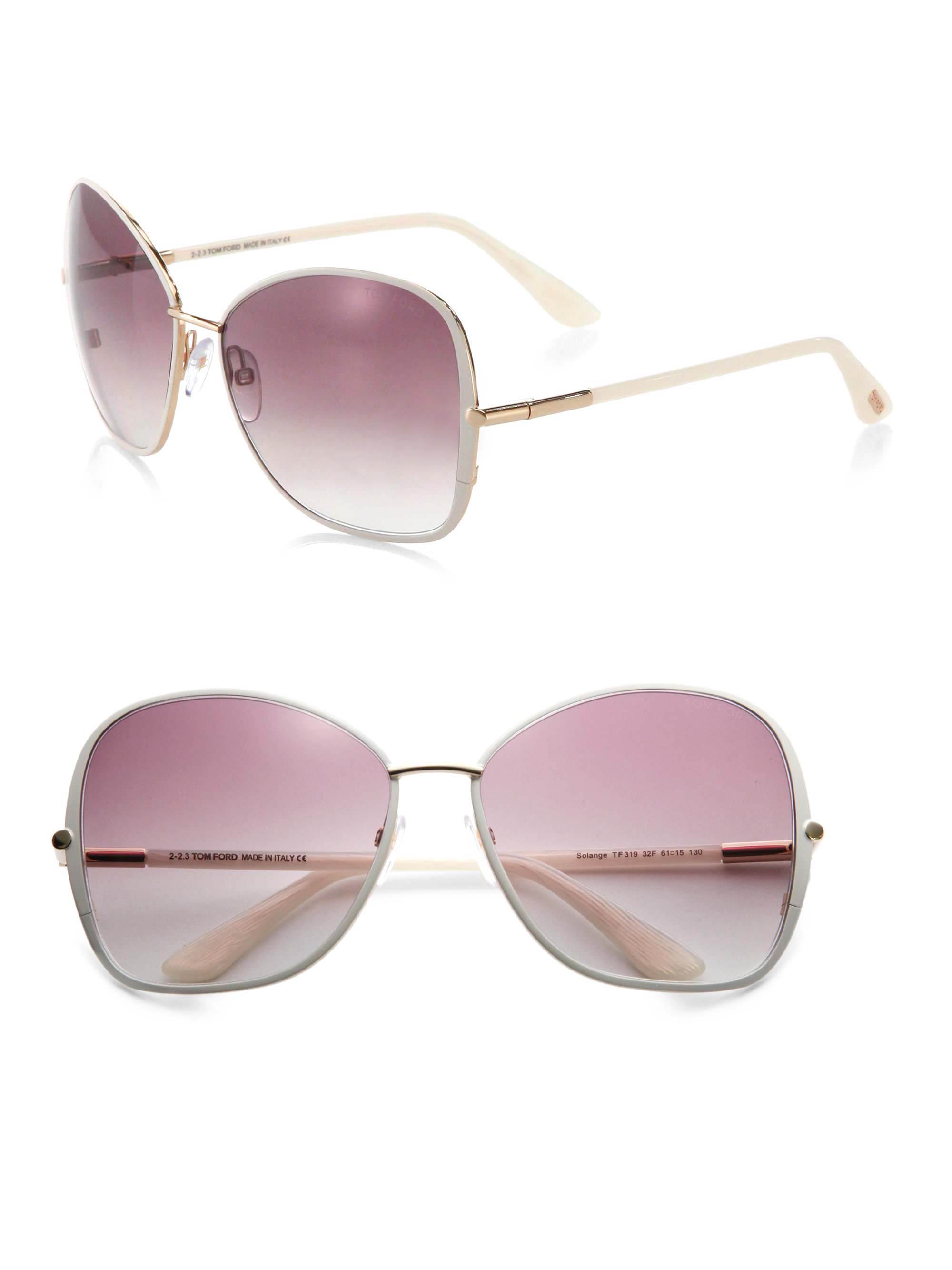87e10340617 tom ford solange sunglasses