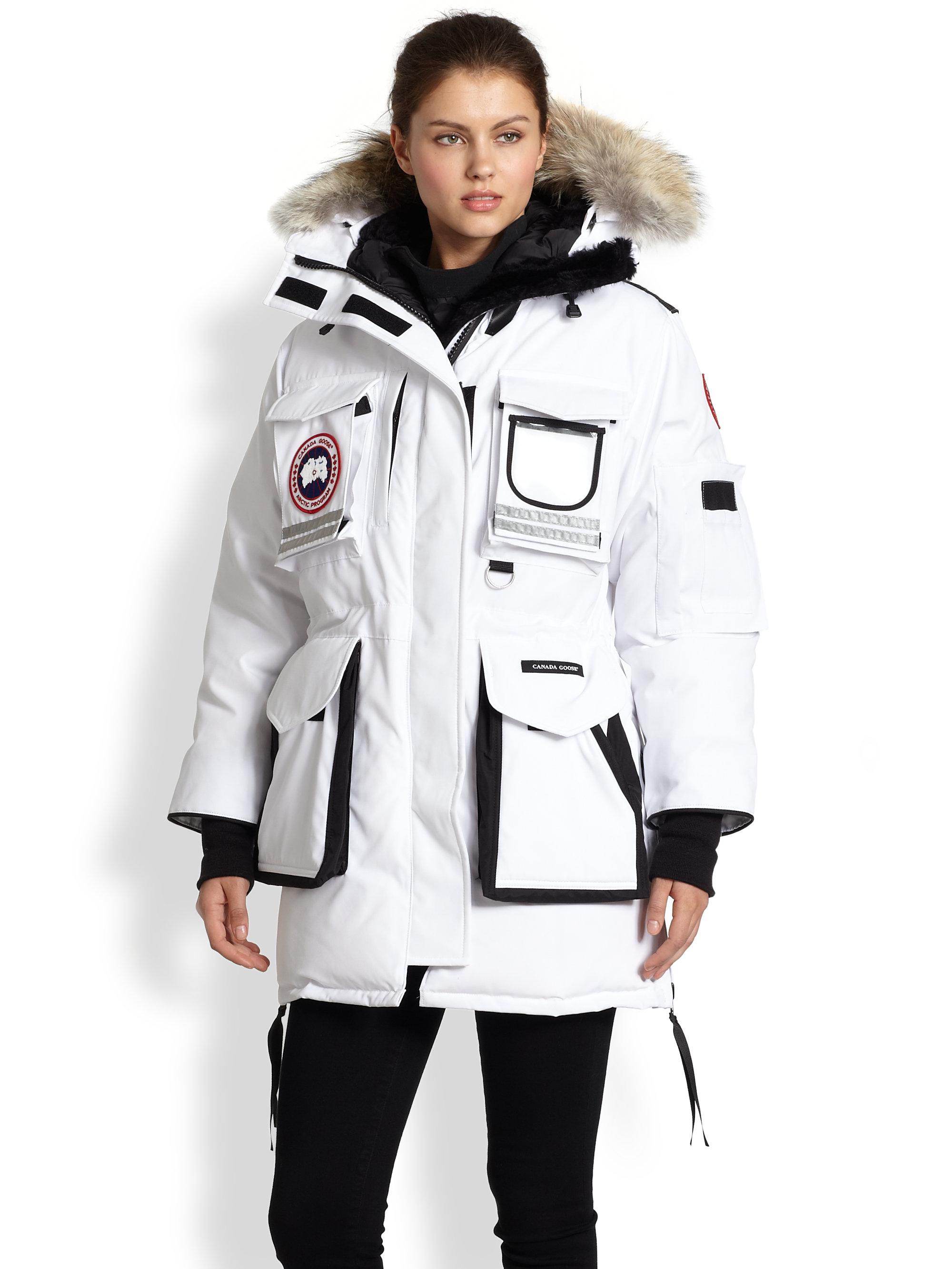canada goose womens snow mantra parka