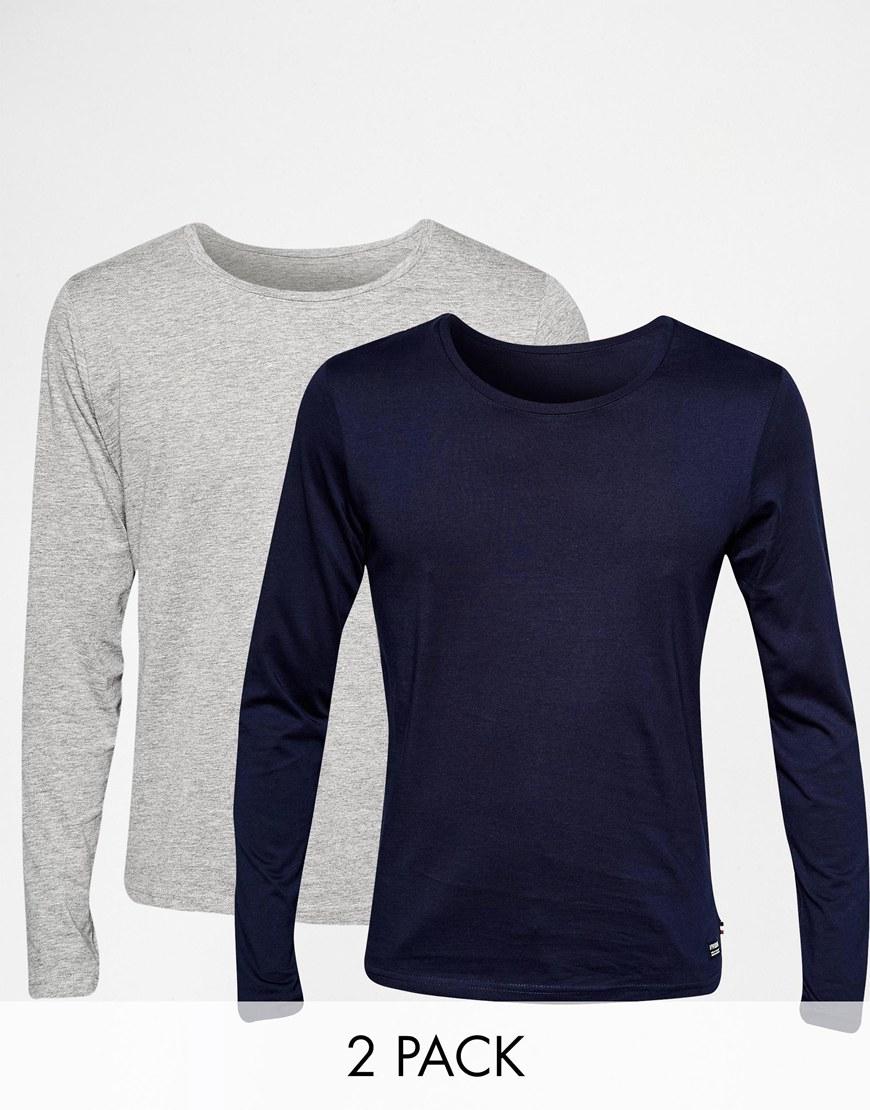 Multi Pack Long Sleeve T Shirts
