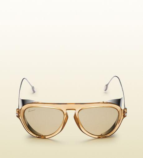 dff4081985c Gucci Sunglasses 2018 Gold - Bitterroot Public Library