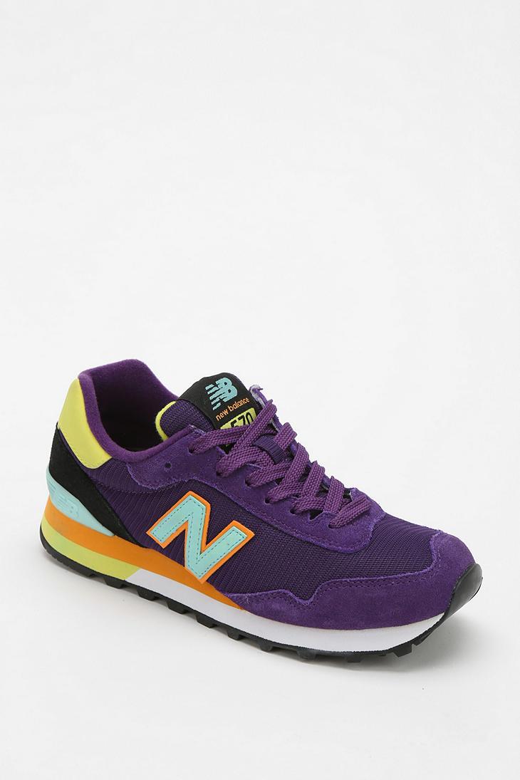 new balance 515 purple