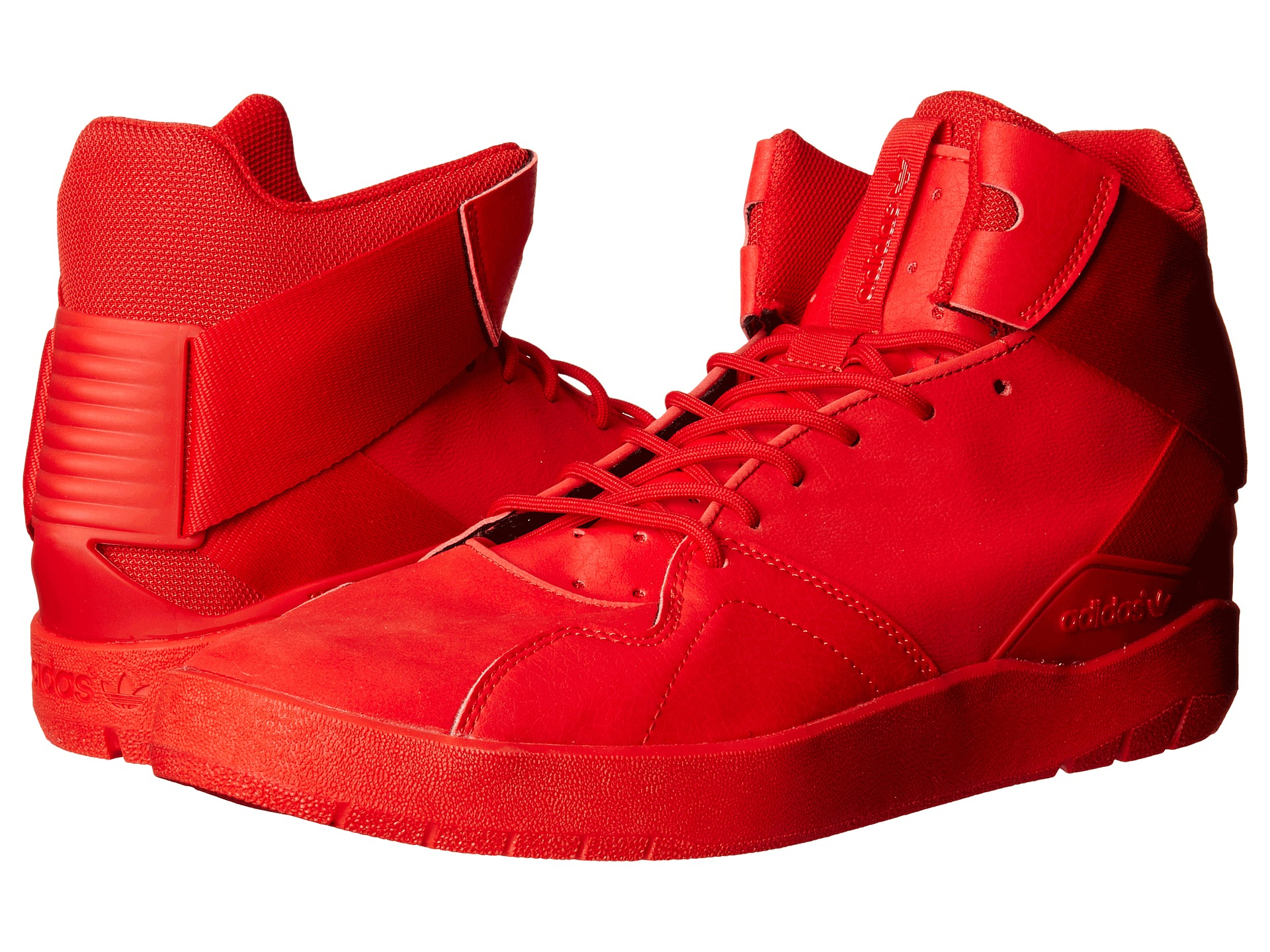 wholesale dealer dec4d 40e9d Lyst - adidas Originals Crestwood Mid in Red for Men