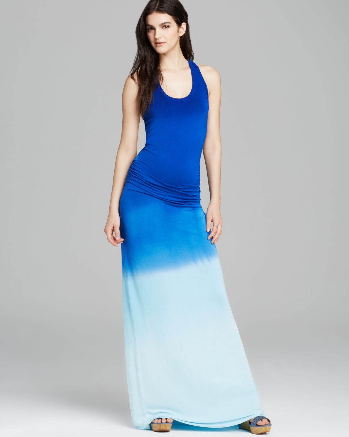 Young fabulous & broke Maxi Dress Hamptons Ombre in Blue | Lyst