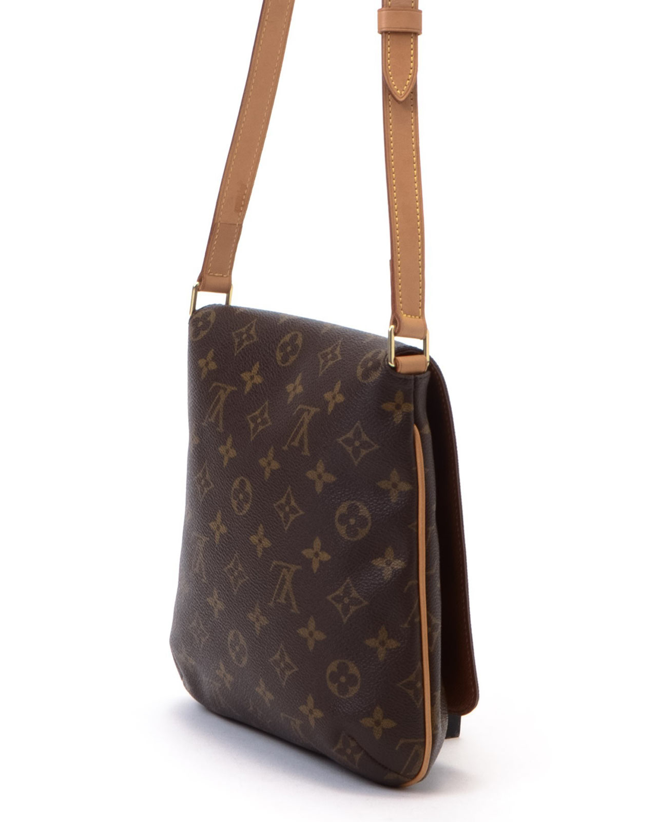 Louis vuitton Musette Salsa Short Strap Shoulder Bag in Brown | Lyst