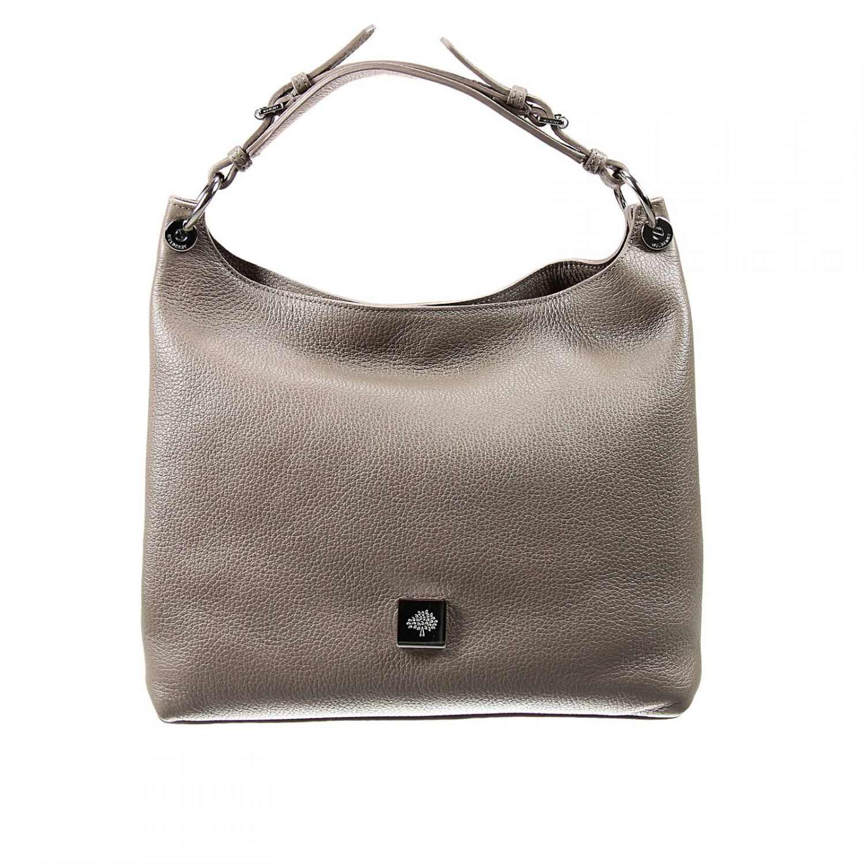 72697e53c3 clearance lyst mulberry handbag woman in gray 0e77b c0122
