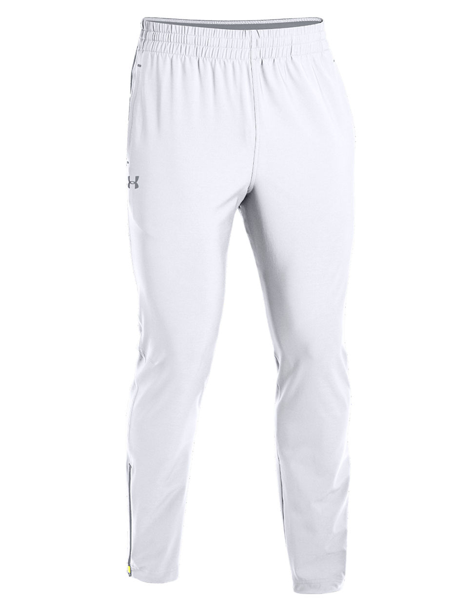 Men In For White Pants Armour Under Tapered X Woven Lyst Alt 7q6f0xv
