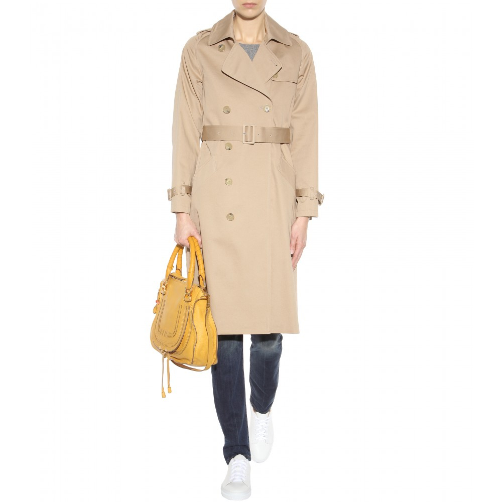 A.P.C. 'Greta' coat Outlet Marketable Cheap Looking For Ulq1Dx