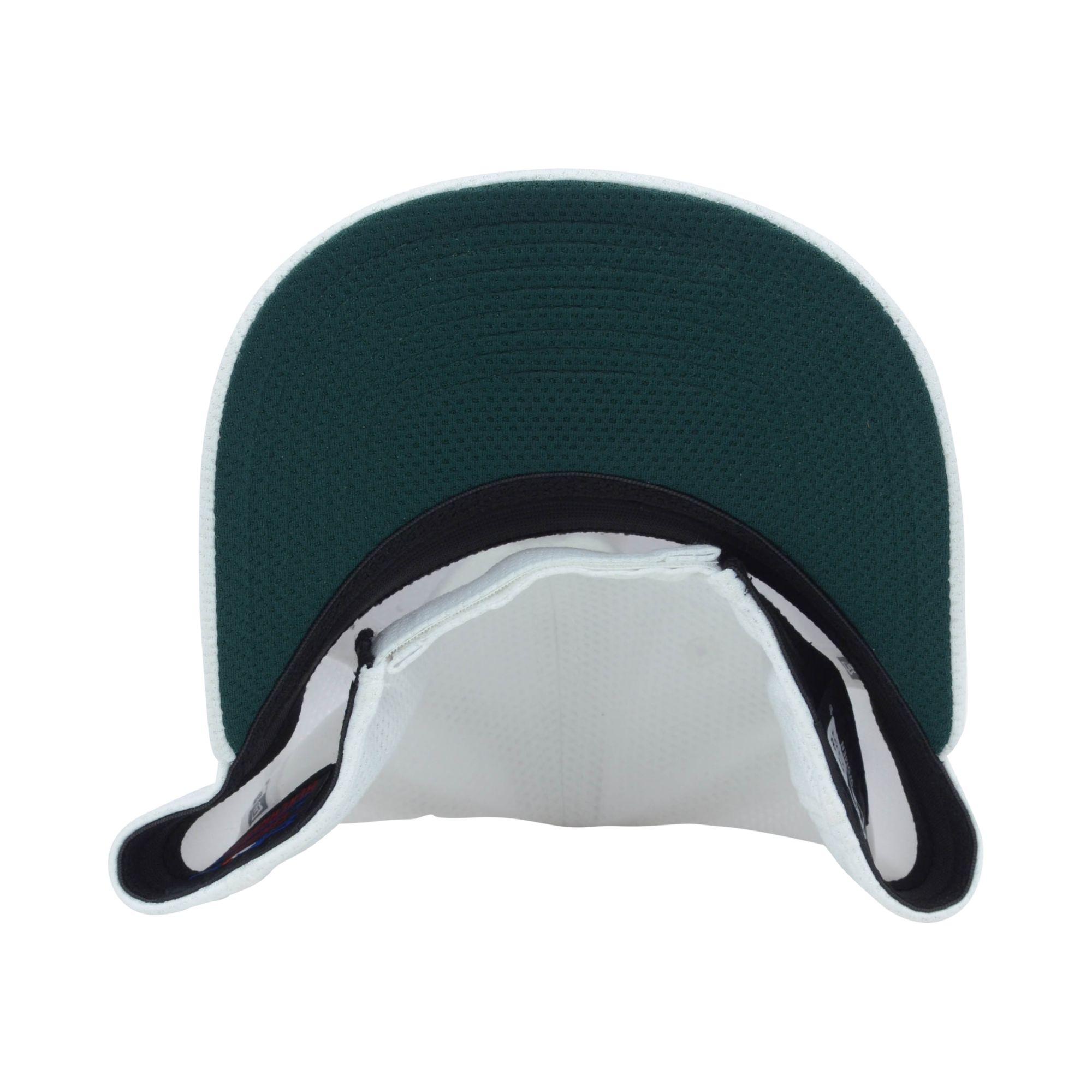 the best attitude e5188 ca71e ... switzerland lyst ktz womens oakland athletics tech essential 9forty cap  in white 5d063 519b5
