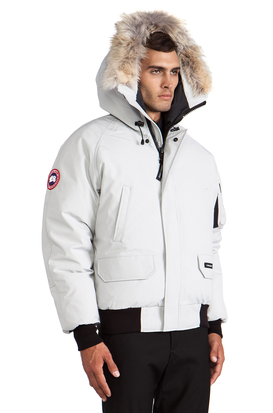 Women's Canada Goose' 'Chilliwack' Regular Fit Down Bomber Jacket