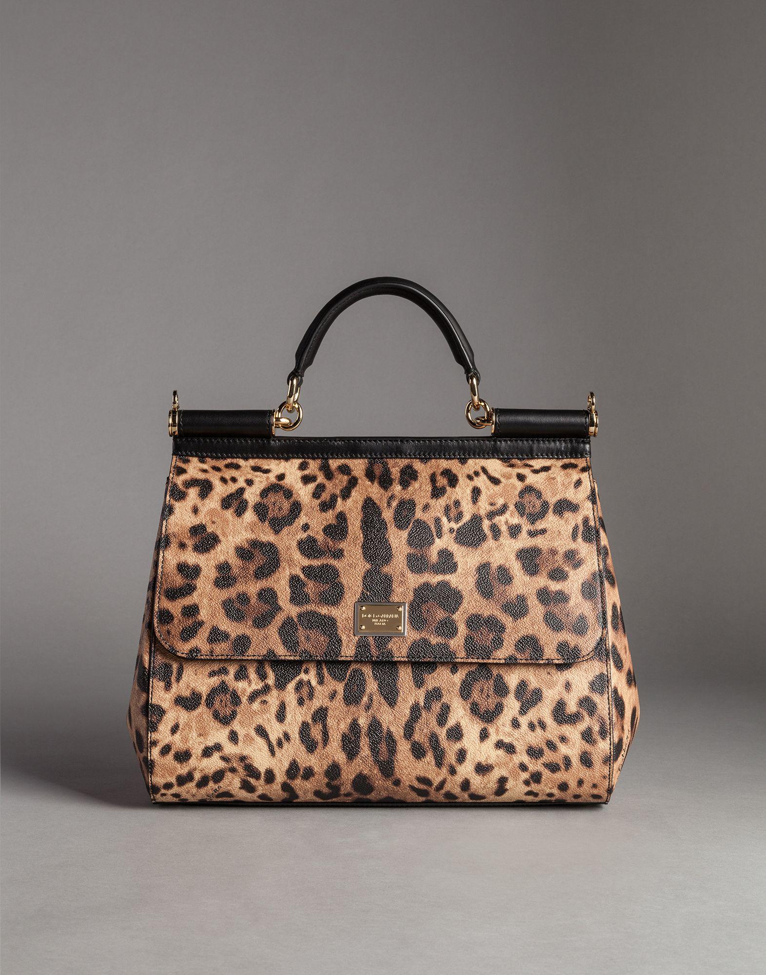 20329653aa Gallery. Women s Dolce Gabbana Sicily Women s Oversized Bags ...