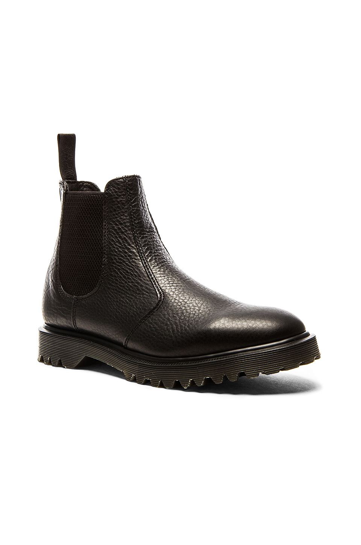 Dr Martens 2976 Chelsea Boot In Black For Men Lyst