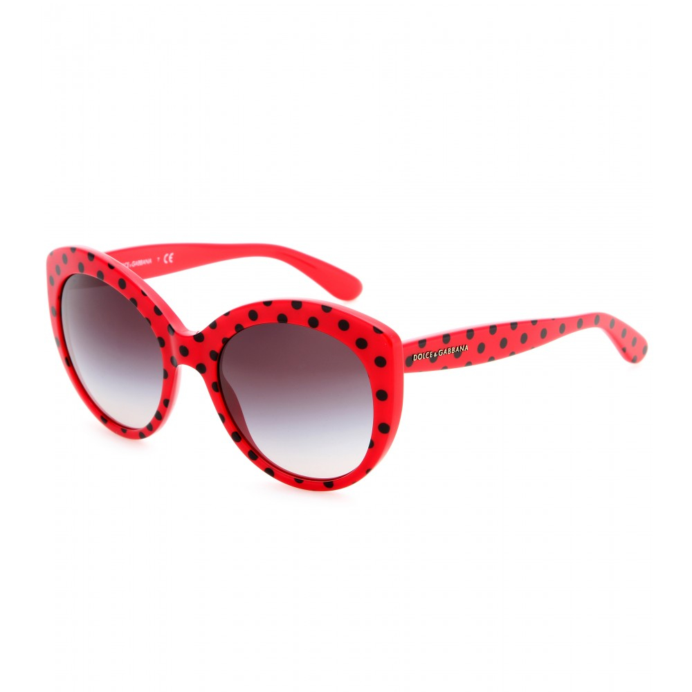 85d7f7410d Dolce Gabbana Polka Dot Sunglasses - Bitterroot Public Library