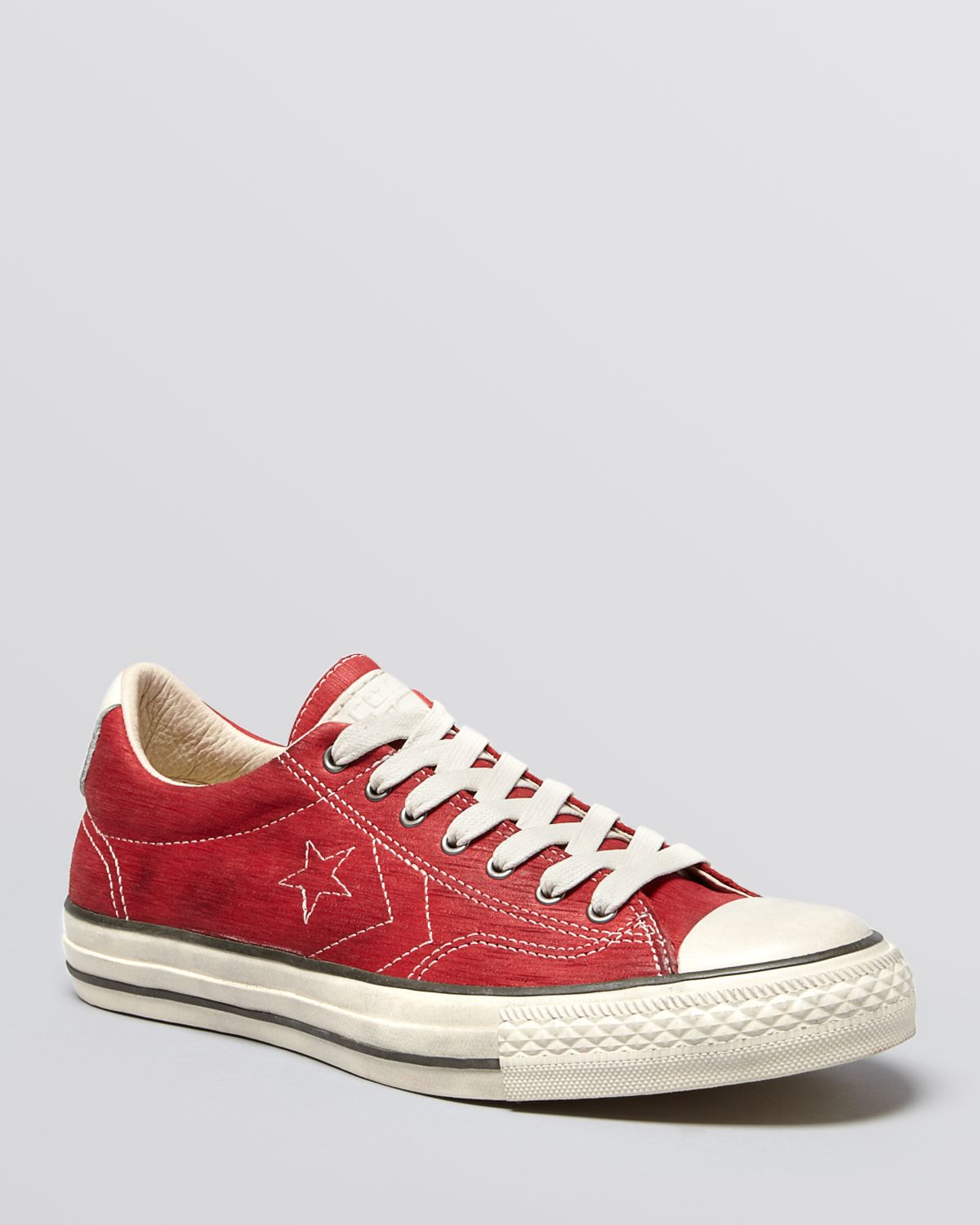 5f81b0a2d0a1 Lyst - Converse By John Varvatos Star Player Ev Sneakers in Red for Men