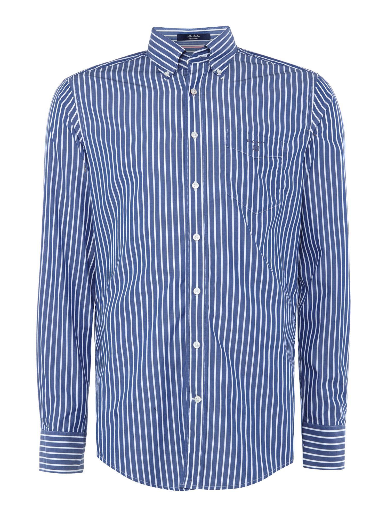 Find blue long sleeve striped shirt. at ShopStyle. Shop the latest collection of blue long sleeve striped shirt. from the most popular stores - all in.
