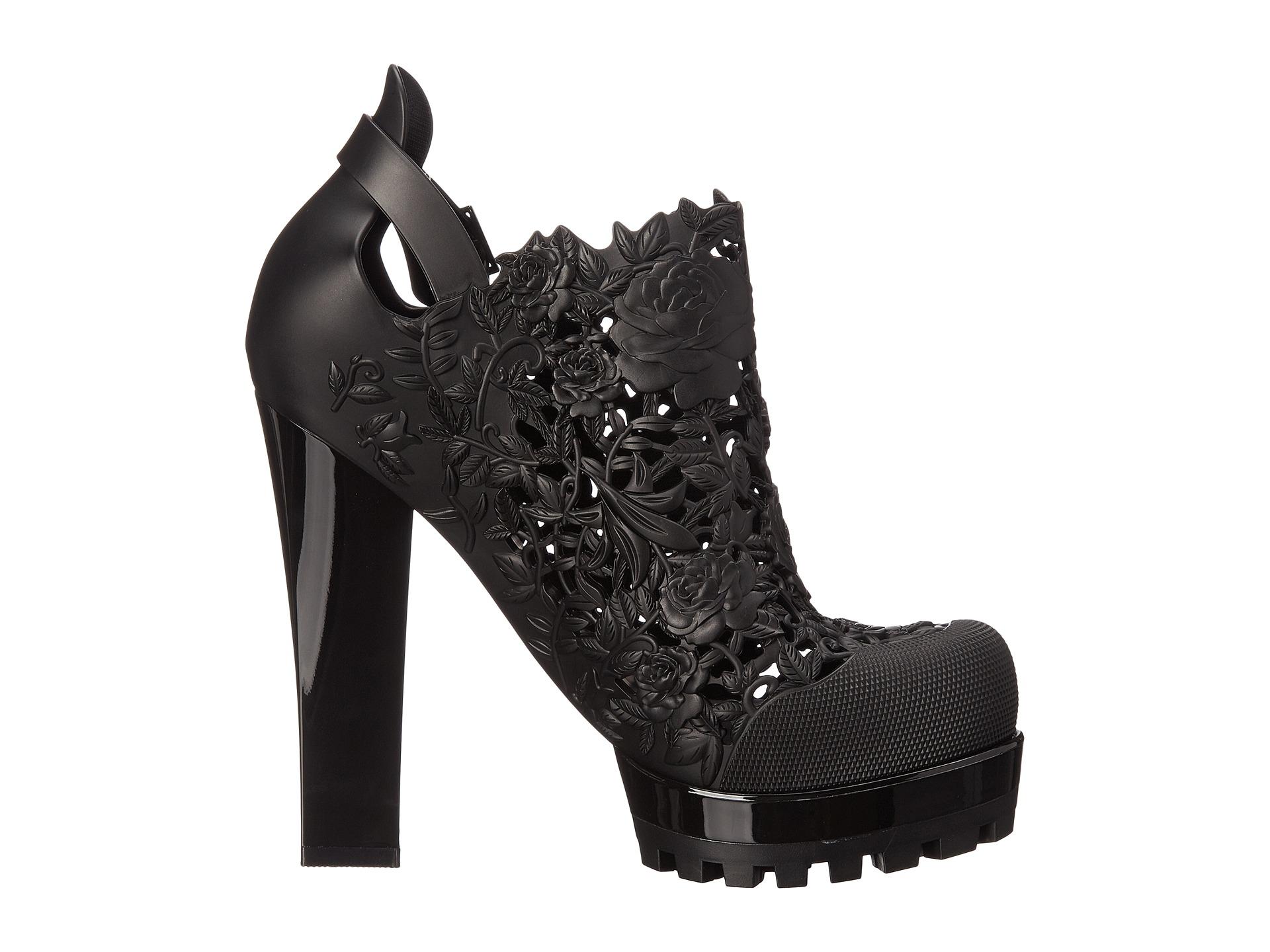 2e3f528b40 Melissa Shoes Ah Flower Boot - Flowers Healthy
