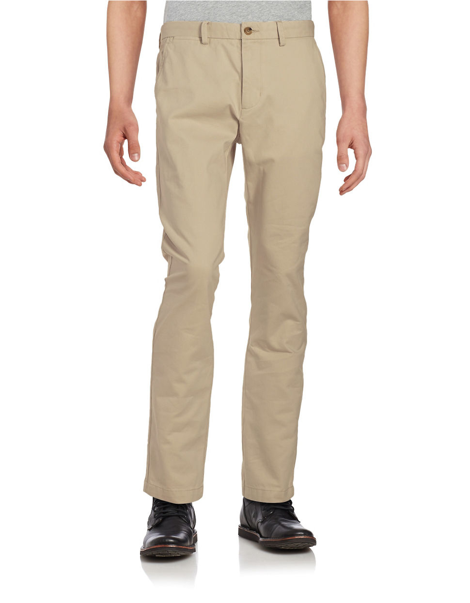 Mens Brown Pants at Macy's come in all styles and sizes. Shop Men's Pants: Dress Pants, Chinos, Khakis, Brown pants and more at Macy's! Lauren Ralph Lauren Men's Classic/Regular Fit Light Brown Pattern Wool Dress Pants $ more like this. 3 colors. Dockers Men's Utility Cargo Straight Fit Khaki Stretch Pants.