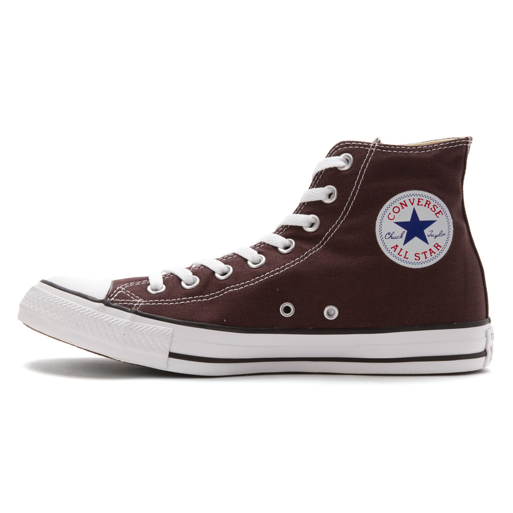 lyst converse chuck taylor high top sneaker in brown. Black Bedroom Furniture Sets. Home Design Ideas