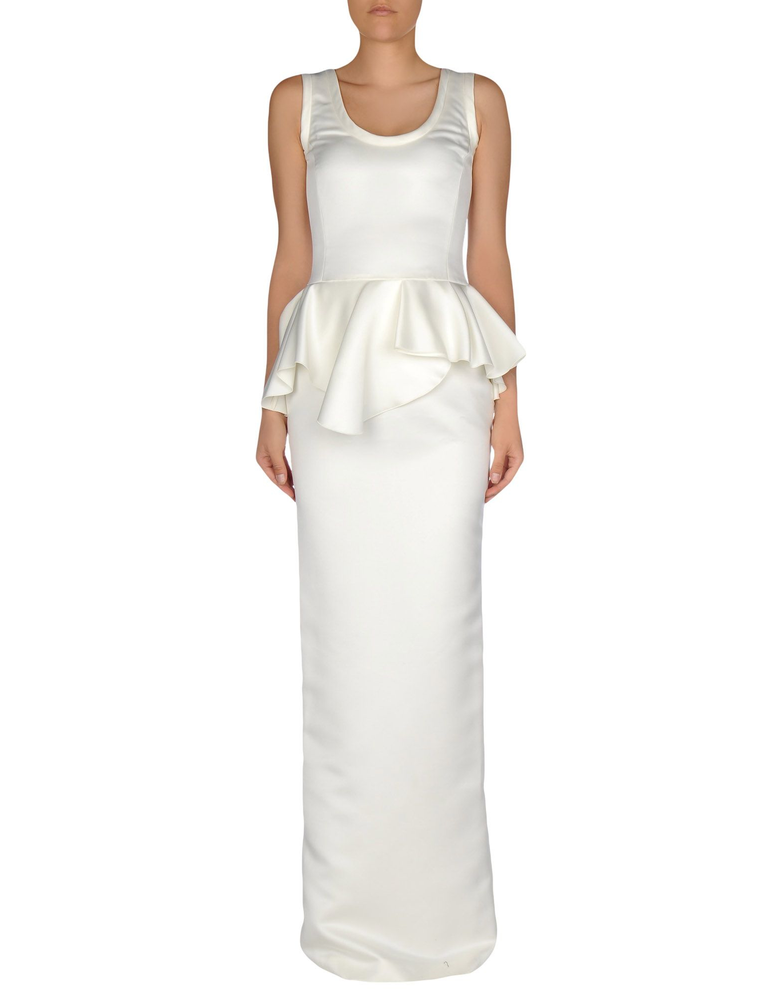 Long Lyst In Rolf White Viktor amp; Dress qPtPARw