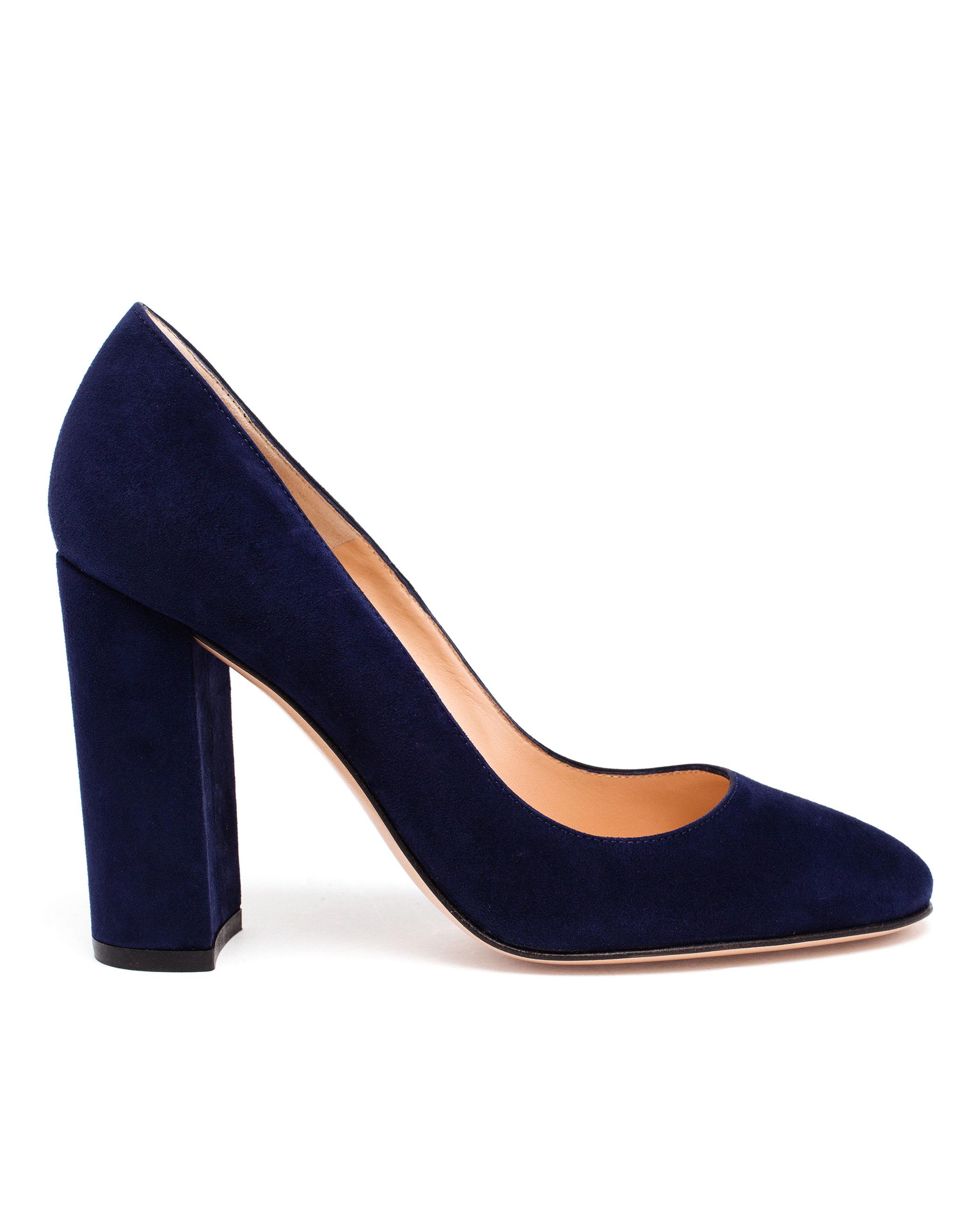 Gianvito Rossi Block heel pumps wJCVJN