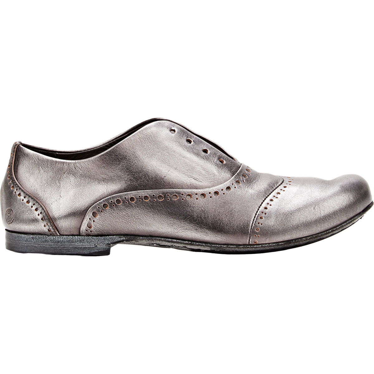 Marsell Laceless Wingtip LGxAnk