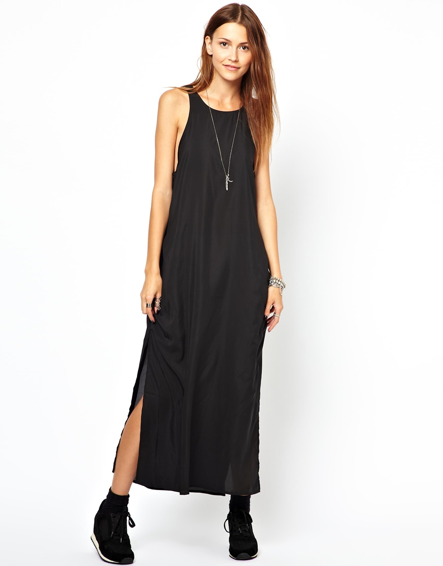 Cheap Black Maxi Dresses