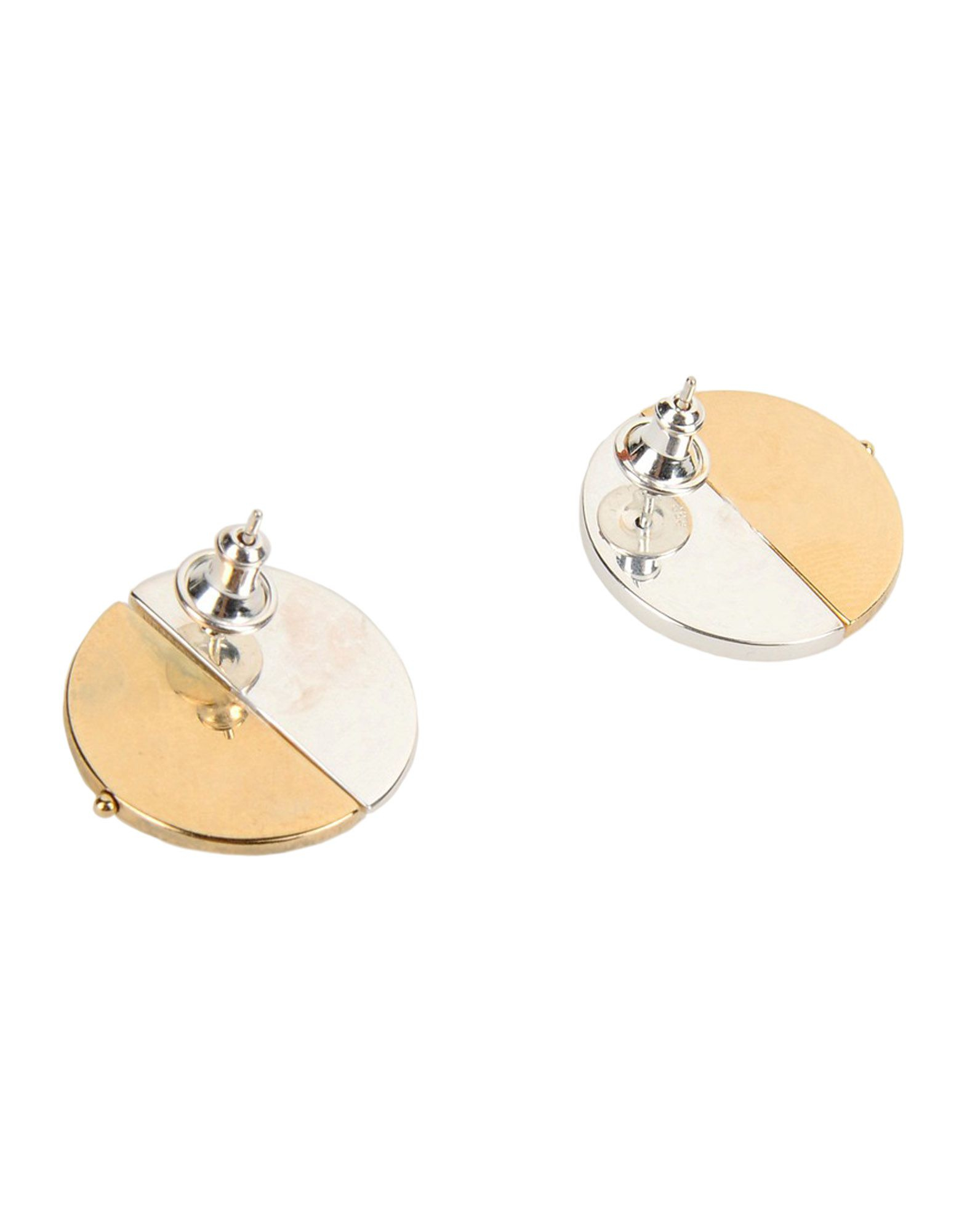 UNCOMMON MATTERS Tributary earrings - Metallic