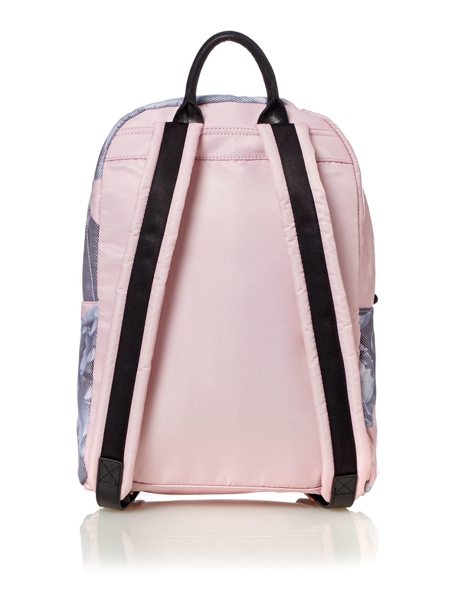 Ted Baker Monorose Backpack In Pink Lyst