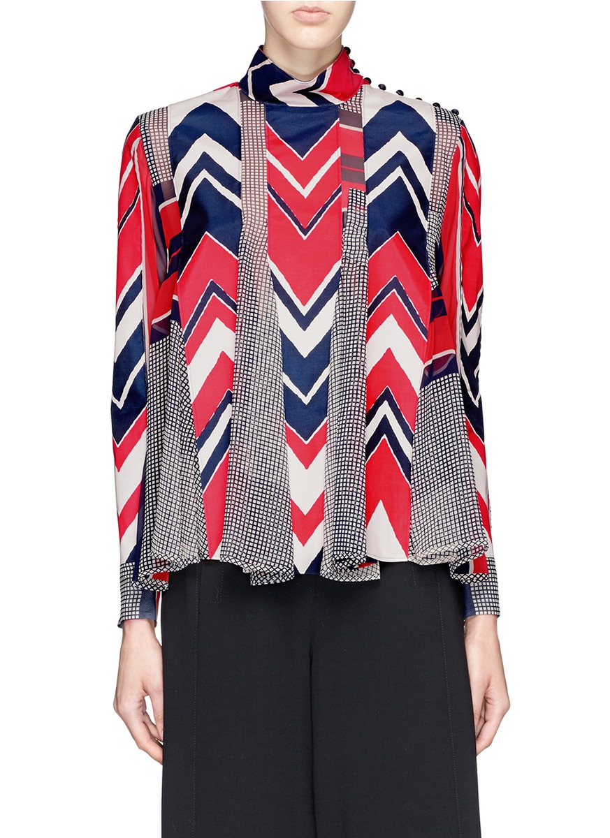 Fantastic Daytrip Chevron Top - Womenu0026#39;s Shirts/Tops From Buckle | Things I