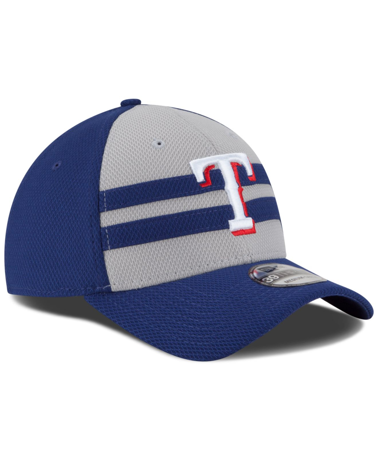 469e0139f2c31f ... buy lyst ktz texas rangers 2015 all star game 39thirty cap in gray for  men 1f5d5