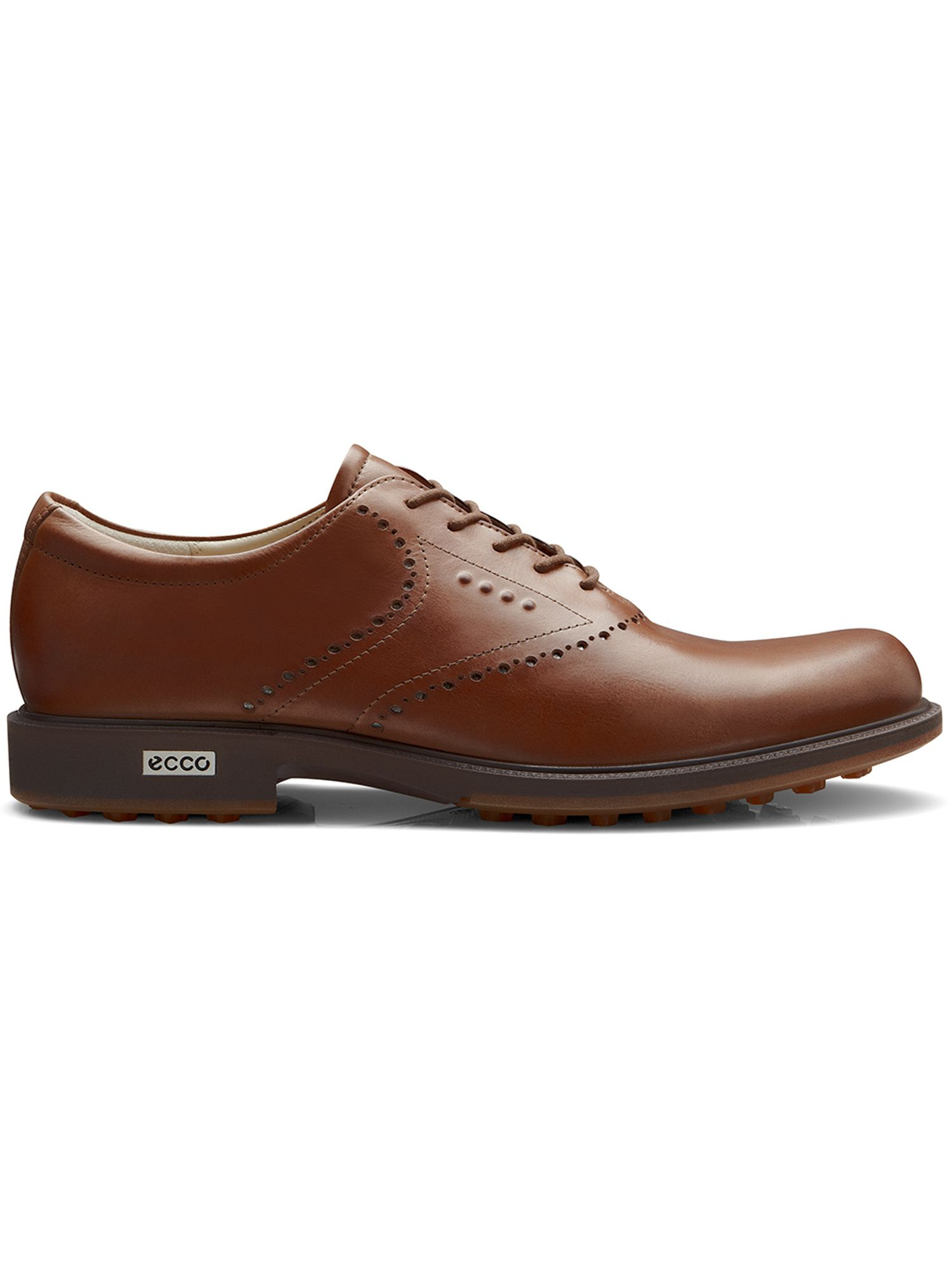 Ecco Golf Shoes Brown