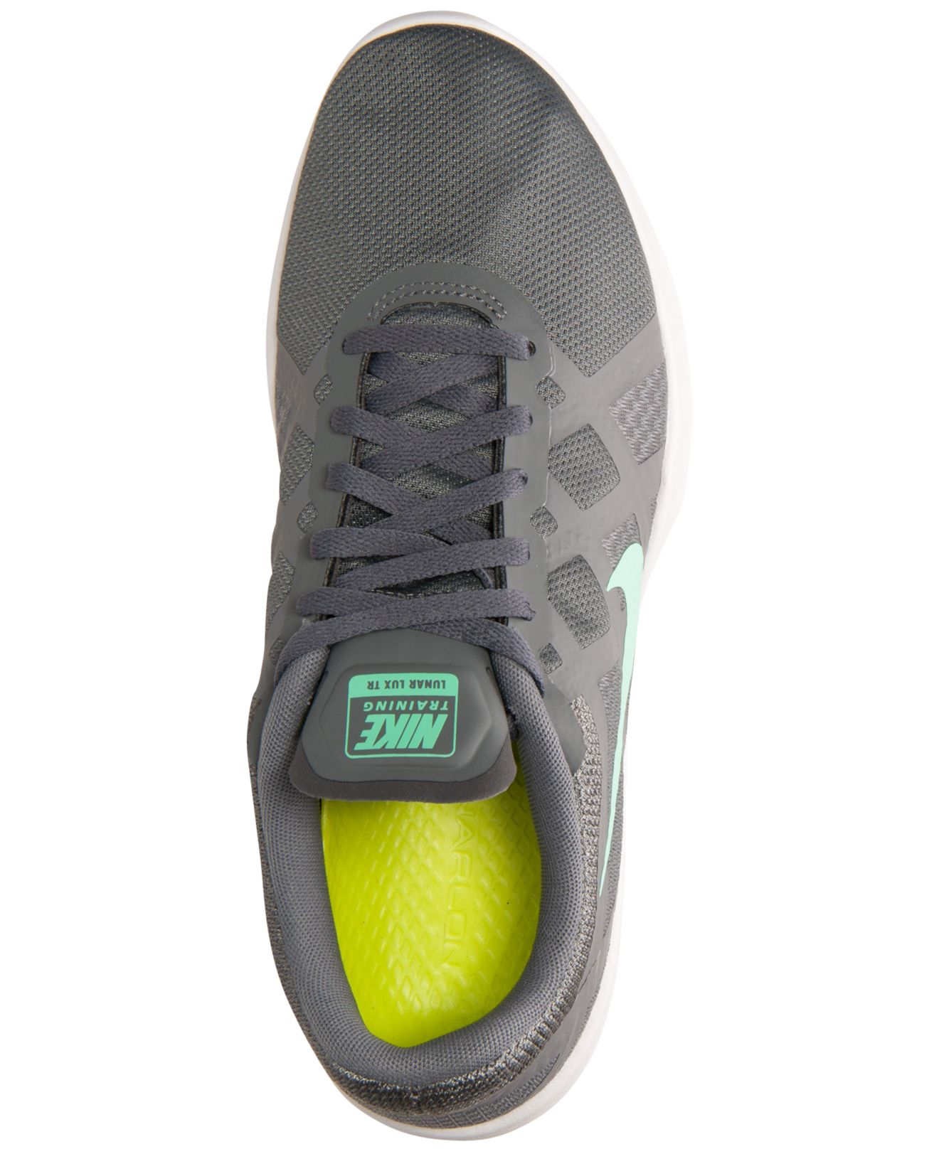 low priced 465bc c53d4 Lyst - Nike Womens Lunar Lux Tr Training Sneakers From Finis