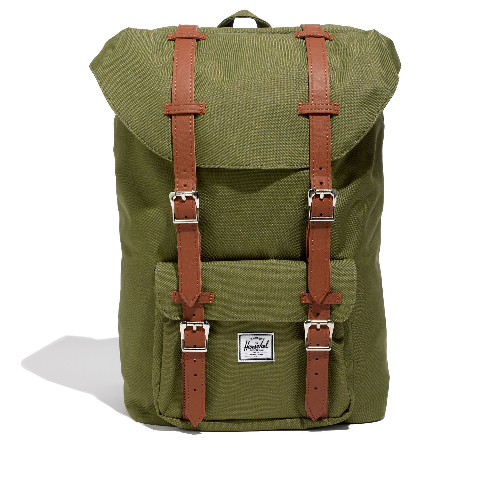 Lyst - Madewell Herschel Supply Coreg Little America Backpack in Green 6046df4373347