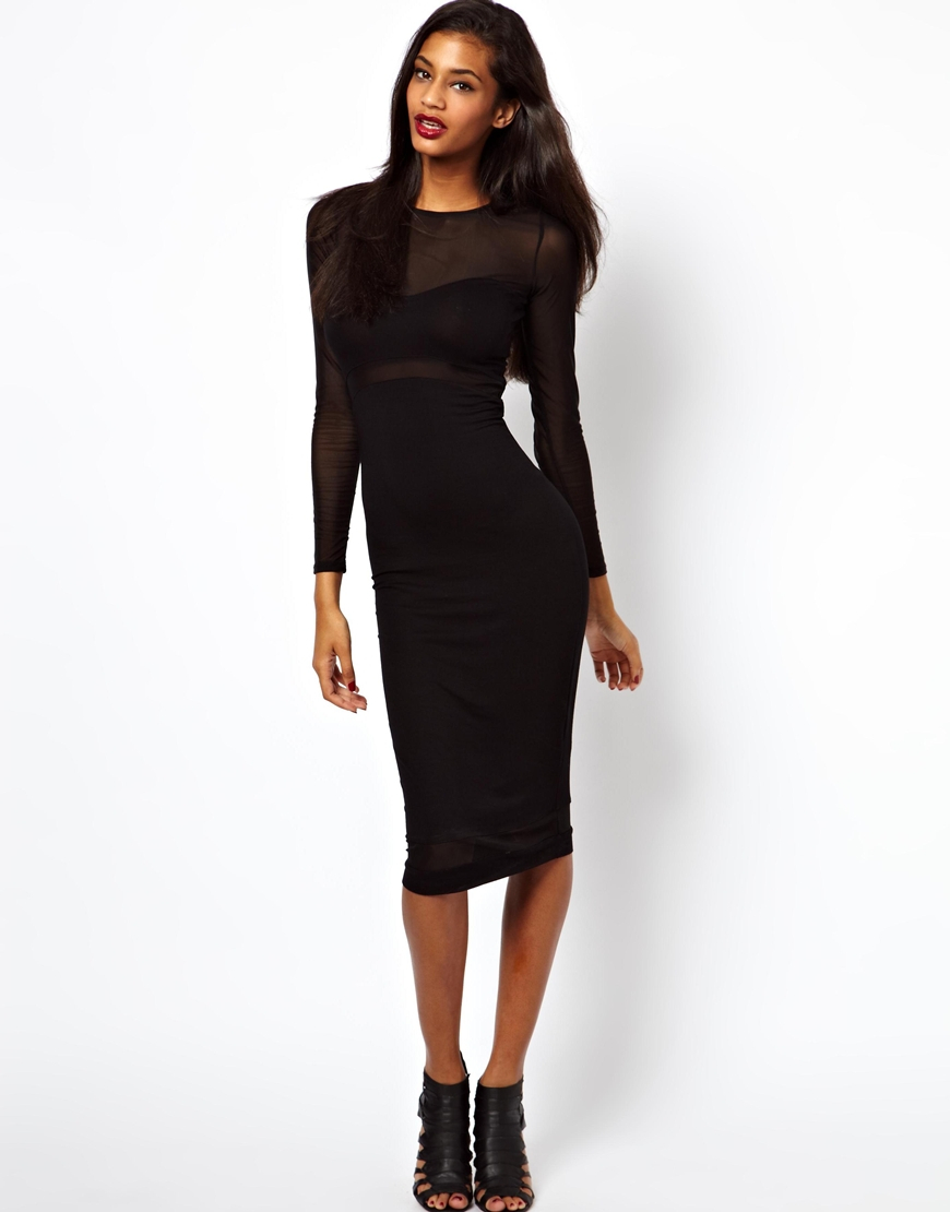 Casual dresses with long sleeves are great for going out or for a day at the office, or, long sleeve dresses with lace can create a more formal appeal. And be sure to find the exact length of dress you're in search of, like short dresses with long sleeves in all sorts of sizes, colors and styles.