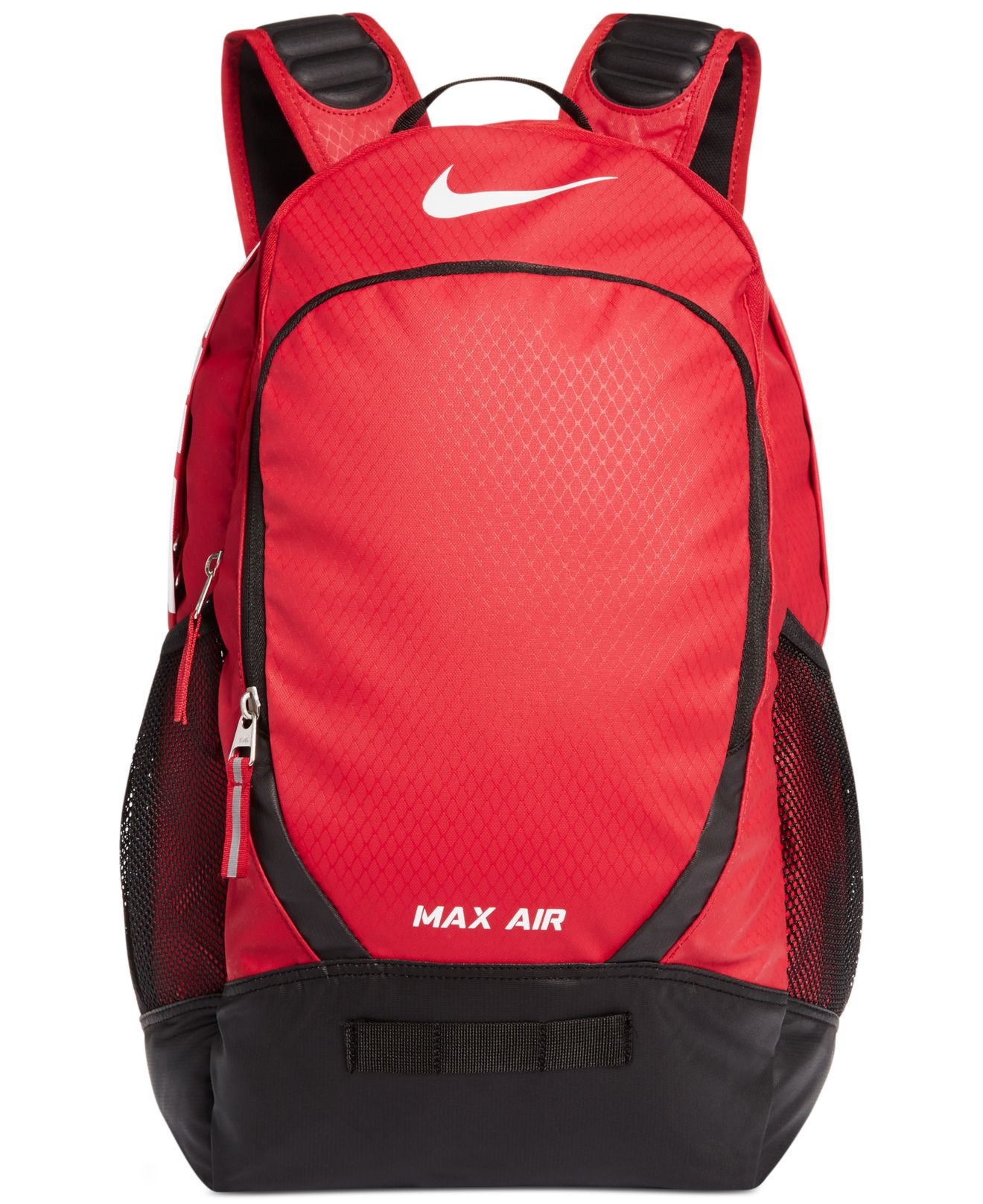 7c9a4120cd73 Lyst - Nike Max Air Team Training Large Backpack in Red for Men