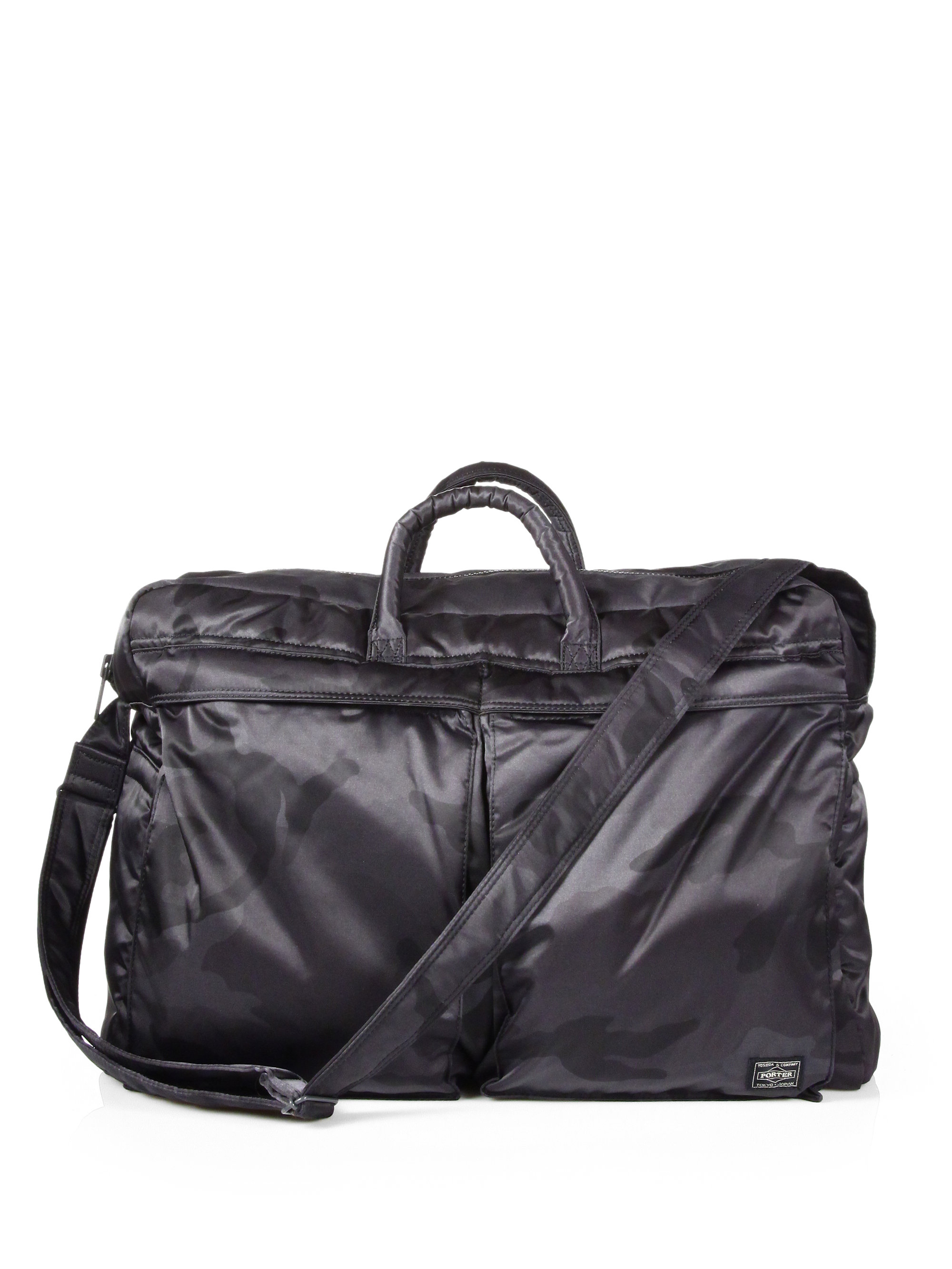 Zegna Sport Shoulder Bag 17