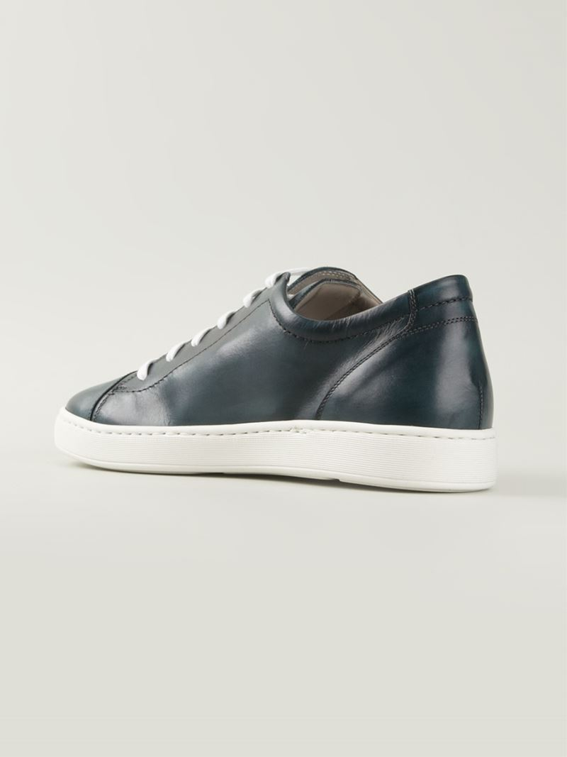 lace-up sneakers - Black Kiton lPQgXCBp