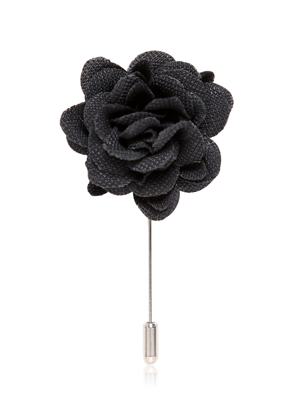 Lanvin flower brooch - Grey zAjNPIGXTU